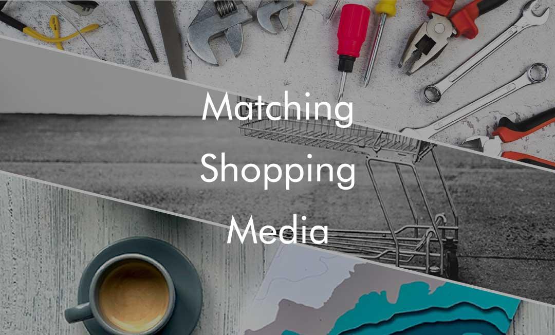 マッチング/ショッピング/メディア