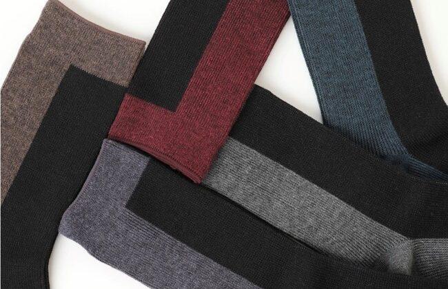 米の籾殻由来の新素材、サステナブルな機能性靴下が発売