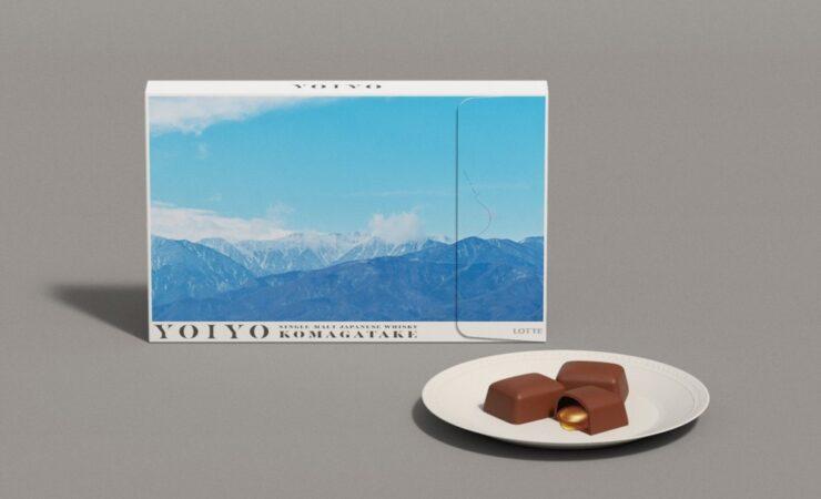 ロッテから大人のためのチョコレートブランド『YOIYO』が登場!