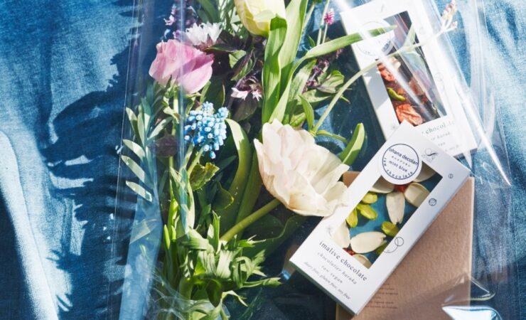 花とチョコレート、スイーツコレクション2021が伊勢丹新宿で開催!