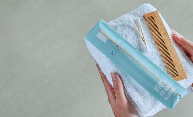 エコロジー素材、竹を使った暮らしアイテム3選