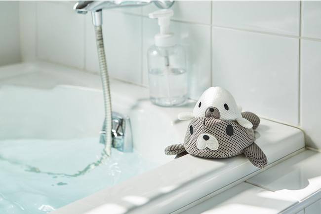 見た目と効果のギャップが凄い!繰り返し使える、高純度の入浴用品。