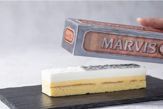 これが本当のサプライズスイーツ!MARVISデザインのチョコレートが期間限定で販売