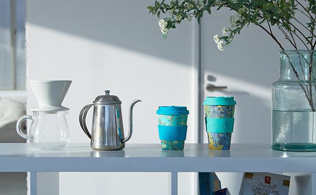 アートをコーヒーカップに、ゴッホの魅力