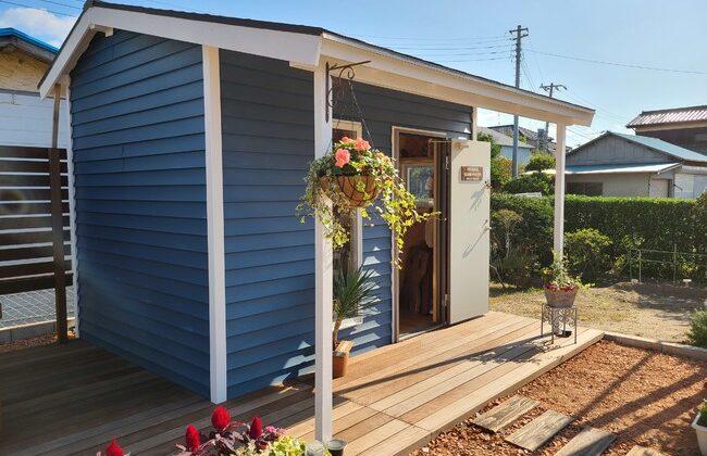 自分だけの小さな空間、小屋を簡単DIYできるキットが登場!