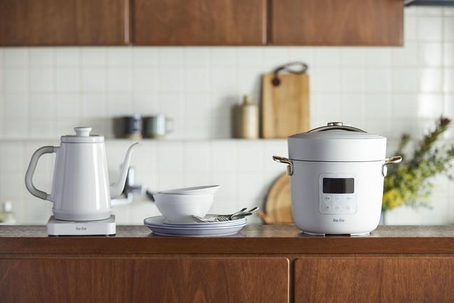 忙しい毎日の時短家電、美味しいご飯が25分で炊ける?!
