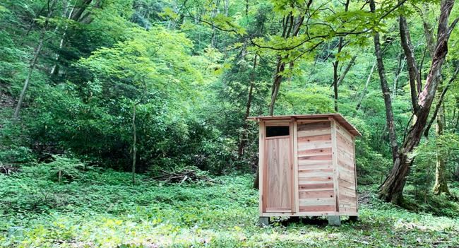 DIY初心者も木槌一本で完成!杉100%の小屋キッドが100戸限定販売!