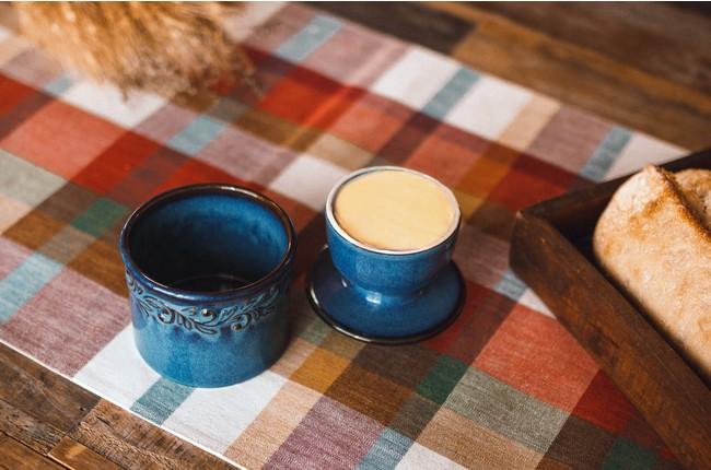 19世紀フランスの知恵、常温保存できるバターケース