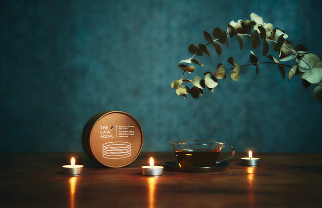 即完売のノンアル飲料、国産ウィスキー樽で熟成させた「ウィスキー紅茶」