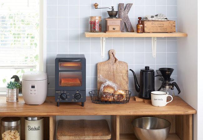 【時短家電】目玉焼きと食パンを同時調理できるトースターが登場!