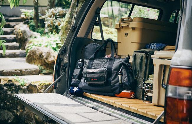 DIY時に最適!タウンとフィールドをシームレスに繋ぐタフバッグ