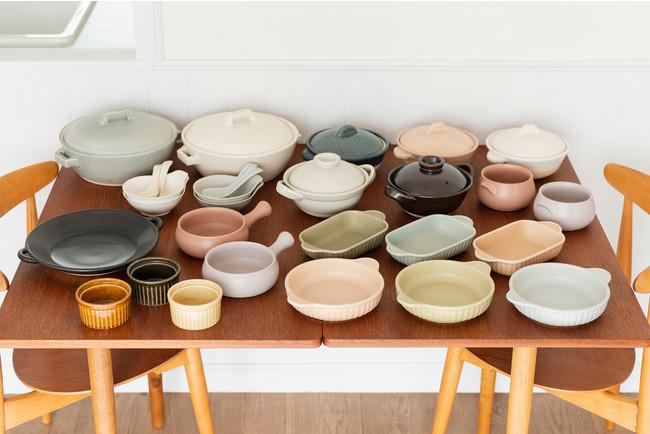 【2021年秋冬】手に入れたい最新のオーブンウェアと小土鍋