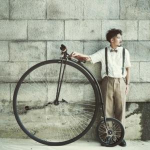CHARO~自転車に乗るヒゲのおじさん~